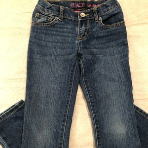 Children's Place- Girls skinny jeans
